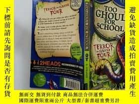 二手書博民逛書店Too罕見Ghoul For School:食屍鬼不適合上學Y200392