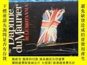 二手書博民逛書店Rule罕見BritanniaY203364 Daphne du