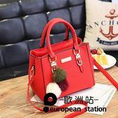 手提包/紅色女結婚包單肩斜挎包休閒「歐洲站」