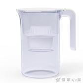 濾水壺家用凈水器廚房自來水非直飲過濾器便攜凈水杯 優家小鋪