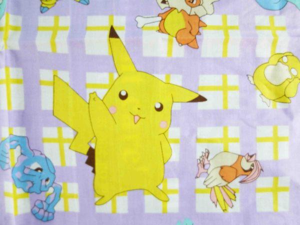 【震撼精品百貨】神奇寶貝_Pokemon~手帕-神奇寶貝人物集圖