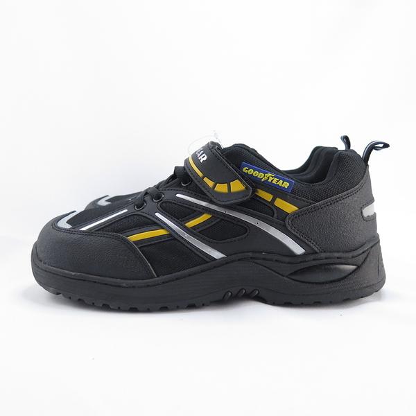GOODYEAR STRONG SHIELD S 安全工作鞋 男款 GAMX83970 黑【iSport愛運動】