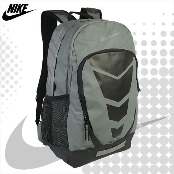 NIKE 後背包 MAX AIR 灰色 氣墊後背包 可放筆電 雙肩包 BA4883-007 MyBag得意時袋