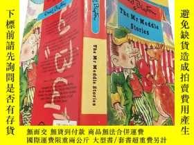 二手書博民逛書店the罕見mr meddle stories:多管閑事先生的故事Y200392