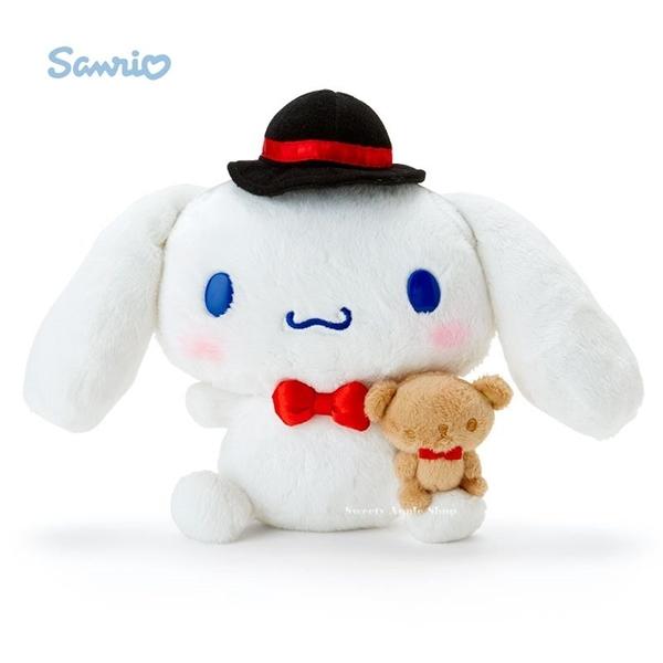 日本限定 大耳狗 冬季旅遊 絨毛玩偶娃娃 (耳朵可動)