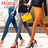 曼妮芬商場同款莫代爾保暖內衣 修身保暖褲可外穿衛生褲 女QC 9號潮人館