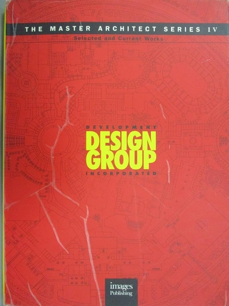 【書寶二手書T8/設計_XEO】Development Design Group Incorporated : sele