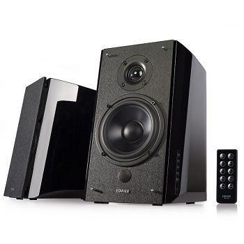 【名展音響-現貨24小時出貨】購買多件再享優惠 Edifier 藍牙主動式喇叭 R2000DB
