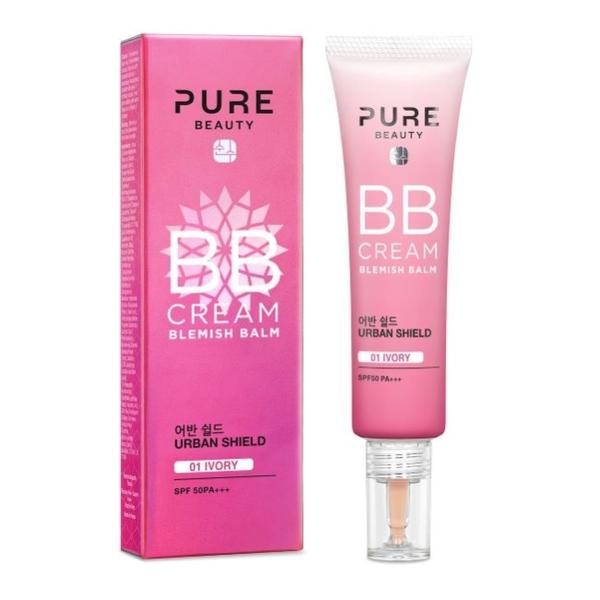 Pure Beauty BB霜SPF50 PA+++ 01 嫩膚色 30ml