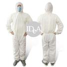 IDEA 現貨 連身無塵衣 出國 戶外 防疫 消毒 清潔 防靜電 油漆 搭機 無塵室配件 噴漆服 防護