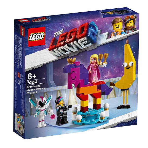 LEGO樂高 樂高玩電影2 70824 Introducing Queen Watevra Wa'Nabi 積木 玩具
