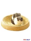 優一居 貓玩具 貓抓板 貓窩 耐磨 貓玩具 磨爪墊 柳藤 草編窩 貓咪用品