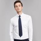 黑色領帶男正裝商務職業西裝結婚新郎紅色寬男士領帶襯衫  【全館免運】
