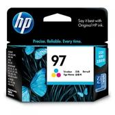 HP 原廠彩色高容量墨水匣 C9363WA 97號 HP Deskjet 460cb/6840/9800/9860