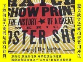 二手書博民逛書店HATCH罕見SHOW PRINTY452422 不祥 不祥 出版2001