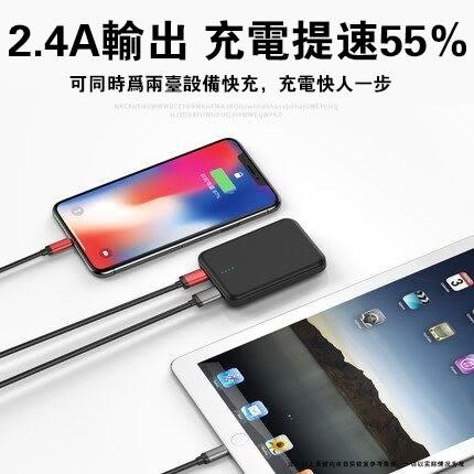 行動電源 20000超薄萬能便攜快充大毫安MIUI蘋果6沖手機8通用移動電源專用女vivo華為oppo通用大容量
