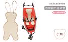 【汽座及五點式推車】狐狸村傳奇-透氣網汽座涼墊(小熊)735元