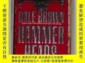 二手書博民逛書店英文原版罕見Hammer Heads by Dale Brown