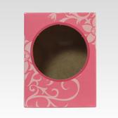 【香草工房】簡約皂盒粉紅浪漫10 入組