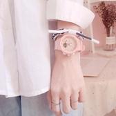 手錶 手錶女學生防水夜光多功能日歷兒童ins風簡約韓版潮流電子小清新 韓國時尚週