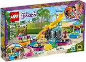 【LEGO樂高】FRIENDS 安德里亞的泳池派對 #41374