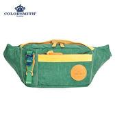 【COLORSMITH】UOC・基本款側背包-綠色・UOC1354-GN