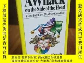 二手書博民逛書店A罕見Whack On the Side of the Head