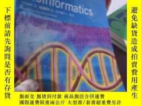 二手書博民逛書店Bioinformatics罕見Volume 31 Number