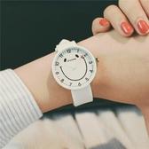 薄荷綠手錶女中學生韓版簡約潮軟妹原宿風日系小清新果凍可愛純色 聖誕裝飾8折