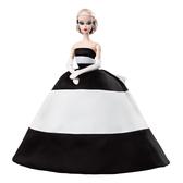 芭比60週年黑白造型娃娃