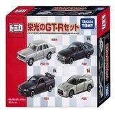 TOMICA盒裝-榮光的GTR