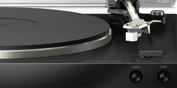 先鋒 Pioneer  PL-30-K 立體聲 LP 黑膠唱盤