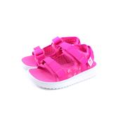New Balance 涼鞋 魔鬼氈 桃紅色 中童 童鞋 YH750PP-W no608