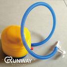 腳踏充氣桶 大容量 氣球 泳池 游泳圈可用