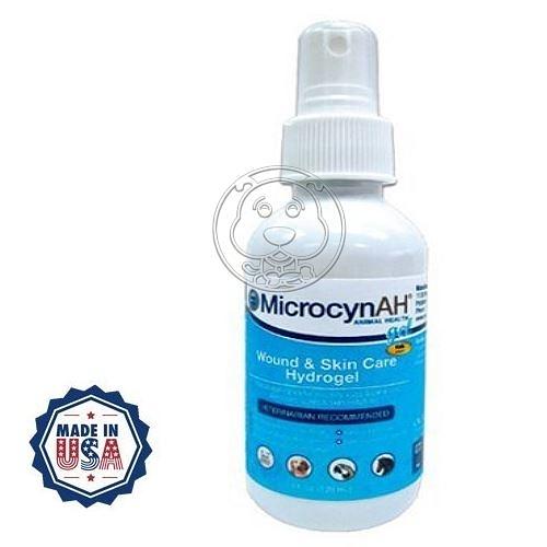 【培菓平價寵物網】美國Microcyn專利技術《麥高臣-神仙凝膠-8oz/236ml
