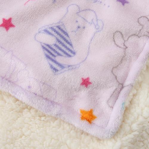 CRAFTHOLIC 房屋造型 居家 禮物毯/絨毛毯/午睡毯 宇宙人 白色 該該貝比日本精品 ☆