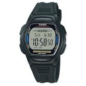 【CASIO】精緻時間電子腕錶-藍框(LW-201-2A)