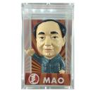 【收藏天地】台灣紀念品*Q版公仔擺飾-毛澤東