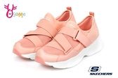 SKECHERS D'LITES AIRY 女款 Z字形鬆緊帶時尚運動鞋 Q8262#粉紅◆OSOME奧森鞋業
