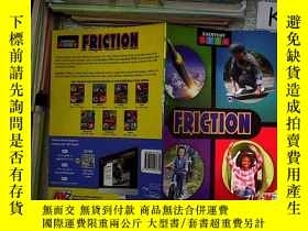 二手書博民逛書店EVERYDAY罕見STEM FRICTION 日常閥桿摩擦Y203004