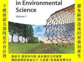 二手書博民逛書店Nanotechnology罕見in Environmental Science, 2 VolumesY410