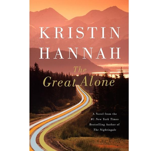 2018/2019 美國得獎作品 The Great Alone: A Novel Hardcover Illustrated, February 6, 2018
