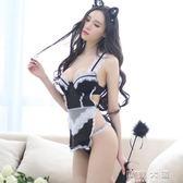 夜未眠性感小胸聚攏女仆裝制服誘惑情趣內衣兔女郎激情套裝騷衣服