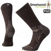 Smartwool PhD OD Mid SW001071-207棕 男戶外中量級減震中長襪 美麗諾羊毛襪/戶外襪機能排汗襪/雪襪