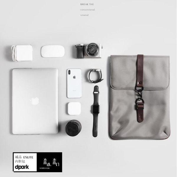 NB筆電電腦包蘋果macbook簡約內膽套包【步行者戶外生活館】