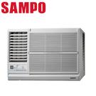 【SAMPO聲寶】4-6坪定頻左吹窗型冷氣AW-PC28L