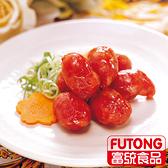 【富統食品】珍Q香腸3KG(約175粒)