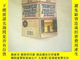 二手書博民逛書店FRENCH罕見PHRASE BOOK 01Y203004