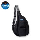 【西雅圖 KAVU】Rope Bag 休閒肩背包 黑色 #923