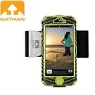 【NATHAN 美國 IPHONE 手臂環 綠黑】NA4921NEB/iPhone/矽膠/手臂套